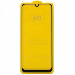 Защитное стекло Samsung A30/A50/M30 (черный) 9D тех.упаковка