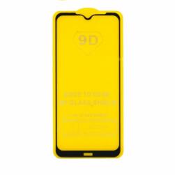 Защитное стекло Xiaomi RedMi Note 8T (черное) 9D тех.упаковка