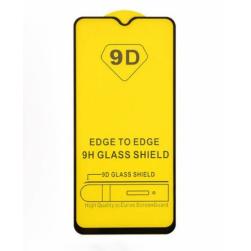 Защитное стекло Samsung A20 (черный) 9D тех.упаковка