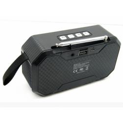 Колонка - Bluetooth L10 (черный)