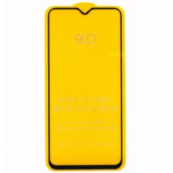 Защитное стекло Xiaomi RedMi Note 8 PRO (черный) 9D тех .упаковка