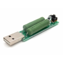 usb нагрузочный резистор 2а/1а