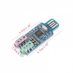звуковая карта usb чип cm108
