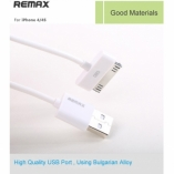 интерфейсный кабель remax iphone 4/4s