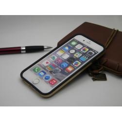 бутерброд силикон+металл iphone 6/6s