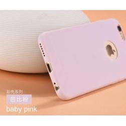 тонкий силиконовый чехол iphone 6/6s