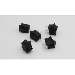 выключатель 2-х контактный 6а/250v