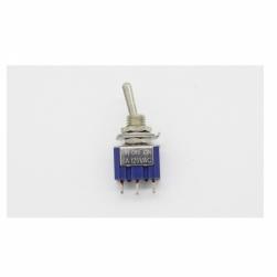 тумблер 3-х контактный 250v/3a