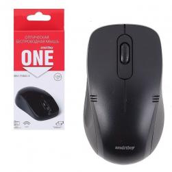 Мышь SmartBuy SBM-358AG-K, черный, беспроводная