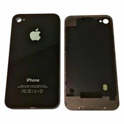 задняя крышка iphone 4s черная