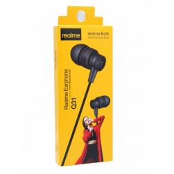 Наушники с микрофоном REALME Q31 (черный)