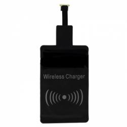 универсальный qi-адаптер type c для беспроводной зарядки телефонов 5v 800mah