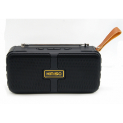 Колонка - Bluetooth KIMISO KMS-303 (черный)