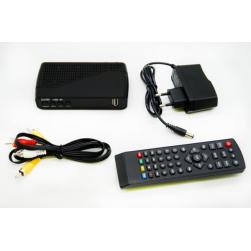 Цифровая ТВ приставка DVB-T2 Mega T-19