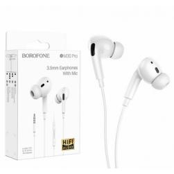 Наушники с микрофоном BOROFONE BM30 Pro (белый)