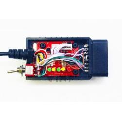 elm327 usb ford с переключателем hs + ms