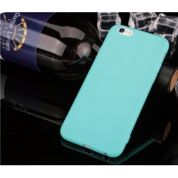 тонкий матовый силиконовый чехол iphone 7