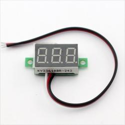 Вольтметр 0-40.0 micro