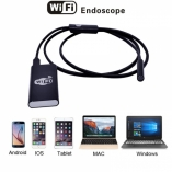 эндоскоп wi-fi (1,0 метр)