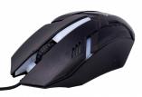 Мышь игровая Smartbuy RUSH 712, SBM-712G-K, черный