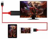 Кабель USB to HDTV cable 1m 1080p HD (дублирование экрана смартфона на тв)
