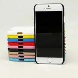 Пластиковая накладка colorful iPhone 6