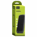 Колонка BLUETOOTH DRM-S208-01 (FM, microSD, USB) черный