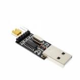 КОНВЕРТЕР USB\RS-232 TTL НА ЧИПЕ CH340G (3.3В\5В)