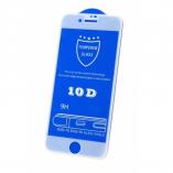 Защитное стекло для i7/ i8 PLUS 10D белый