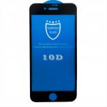 Защитное стекло для i7/ i8 10D черный