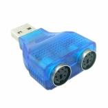 Переходник PS\2 клавиатура и мышь в USB