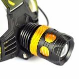 фонарь налобный трансформер f0443-a