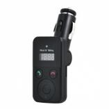 FM-трансмиттер 302E с Bluetooth SD/2 USB 1А