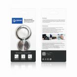 Держатель-кольцо (магнитный, 3 в 1) серебро DREAM