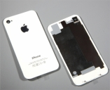 Задняя крышка iPhone 4 БЕЛАЯ
