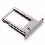 Симлоток iPhone 5, 5S серебро