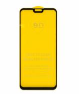Защитное стекло Honor 8X/Y9 2018 (черный) 9D тех.упаковка