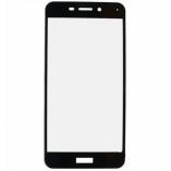 Защитное стекло Honor 8 (черный) 9D тех. упаковка