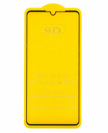 Защитное стекло Huawei P30 Lite (черный) 9D тех. упаковка