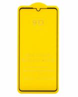 Защитное стекло Huawei P30 (черный) 9D тех. упаковка