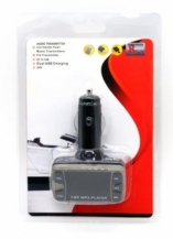 FM-трансмиттер Xmod - 965 (черный)