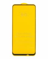 Защитное стекло Honor 9X/Huawei P Smart Z 2019 (черный) 9D тех.упаковка