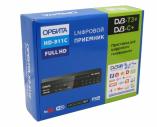 Цифровая ТВ приставка DVB-T-2 Орбита HD911 (Wi-Fi) + HD плеер