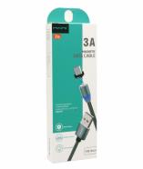 Кабель USB - Micro MAIMI X30 Magnetic (серый) 1м