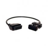 Переходник OBD2 - Opel 10 pin