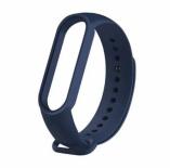Ремешок для фитнес-браслета Xiaomi Mi 5 (темно-синий)