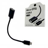 Переходник OTG Micro KIN KY-168 15см