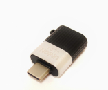 USB OTG переходник USB на Type-C UNION UZ-07