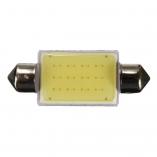 Светодиодная лампа 41 мм C5W 12 SMD