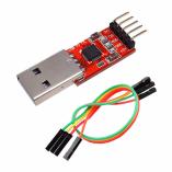 Конвертер USB на TTL UART на чипе CP2102